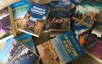 Provence-Krimis sind ein kleiner Urlaub
