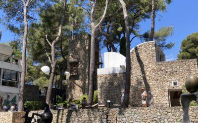 Die Fondation Maeght: Ein Museum mit Weitblick