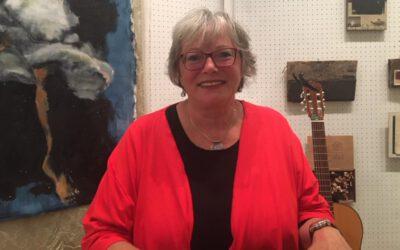 Johanna Huda liebt das spezielle Ambiente des Südens
