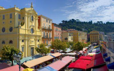Ein Bummel über den Markt von Nizza