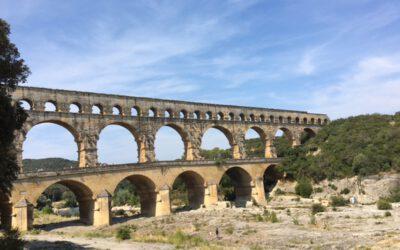 Der Pont du Gard, ein Zeitzeuge des antiken Roms