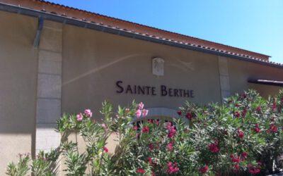 Mas Sainte Berthe:  Auf der Südseite der Alpilles reift ein edler Tropfen